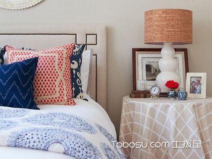 床头柜桌布 带来生活的新情调