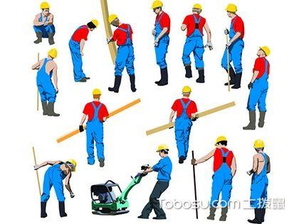 选施工队前需清楚要做的项目,先设计后开工