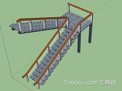 室外楼梯设计的8个细节点,充分保障行人安全