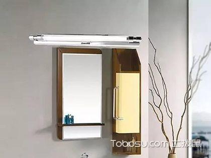 卫生间镜前灯安装,高度选对效果更佳