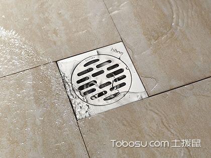 卫生间地漏漏水怎么办?做好防水很重要