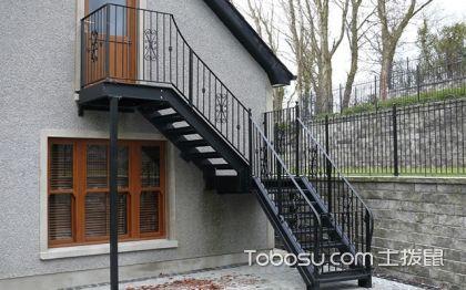 室外楼梯规范,尺寸大小与安全息息相关