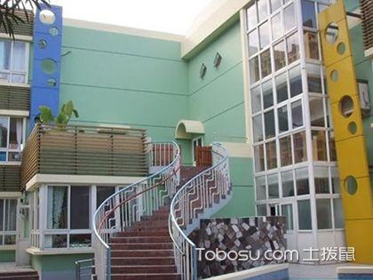 室外楼梯设计要点,材料、高度与危险规避