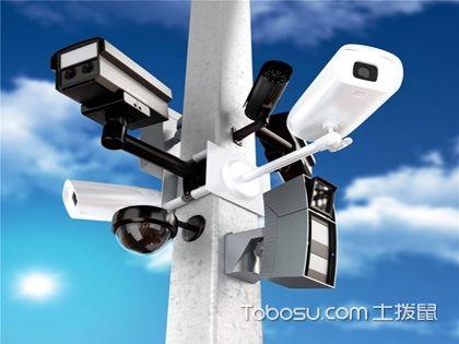 监控摄像头怎样装配,控制八年夜法式模范便可