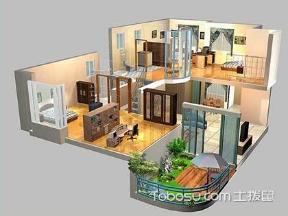 什么是错层式住宅?