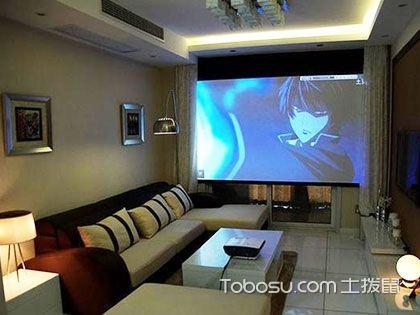 90平米房屋装修效果图,客厅有亮点!