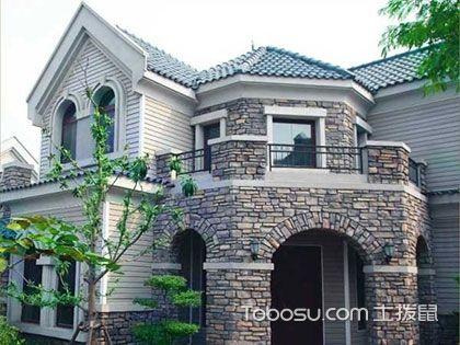 别墅外墙文化石哪种比较好?当属大自然文化石