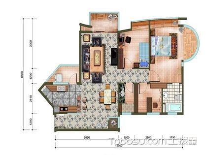 居室空间的组成部分