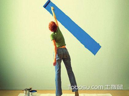 墙面漆怎么刷?教你施工全步骤