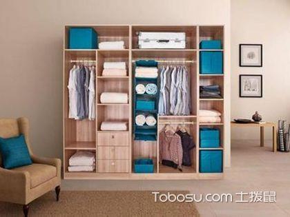衣柜挑选方法汇总,如何选择衣柜又省又好?