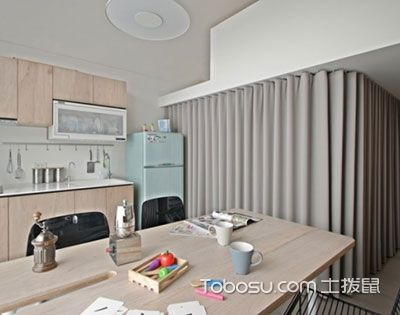 国外旧房改造案例, 看36㎡空间如何高效利用