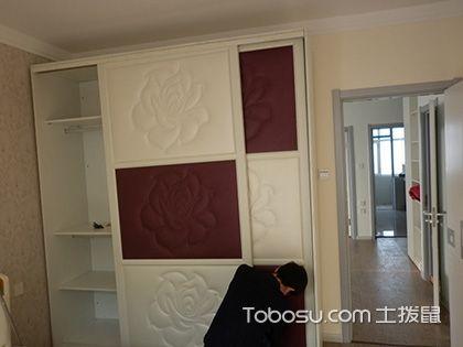 衣柜门怎么安装?类型不同安装方法也不同