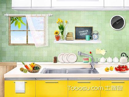 廚房灶臺用什么材料好?詳解常見6大材料優缺點