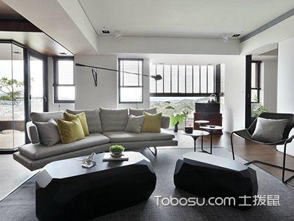 更时尚更现代  晋升品位的客厅背景墙_搭配常识