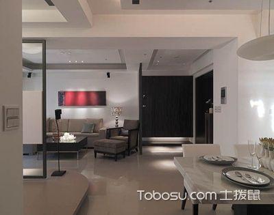 认识现代风格,从空间到色彩的完美结合