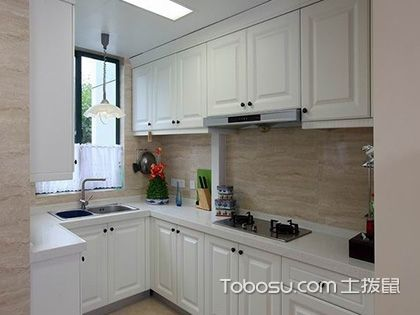 小厨房橱柜效果图,浓缩的更精彩