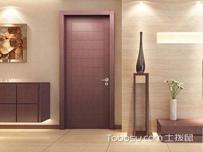 """家装木门效果图欣赏,门也可以成为""""点睛""""装饰"""