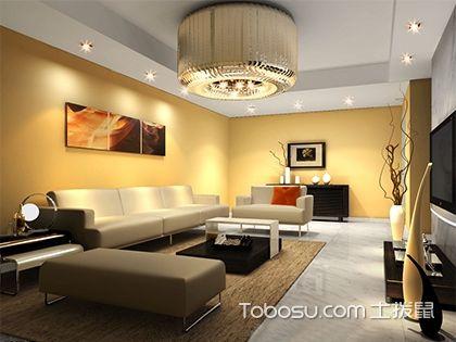 客厅照明设计要遵循哪些原则?