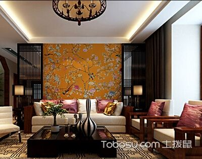 现代中式风格的设计,传统与现代的碰撞