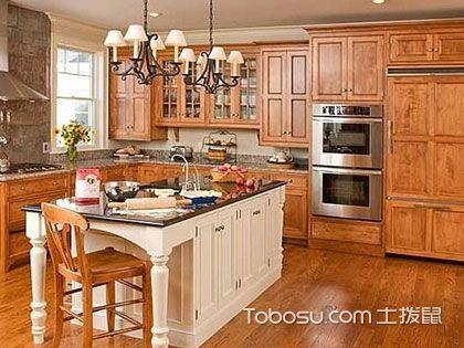 厨房整体橱柜效果图,把握最流行的橱柜趋势