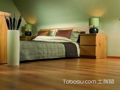 木地板铺贴方式多,以材质为准