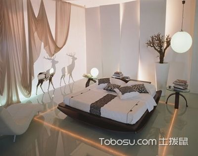 卧室照明设计技巧,让你安睡无忧