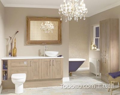 卫浴照明设计技巧,小空间也照出彩