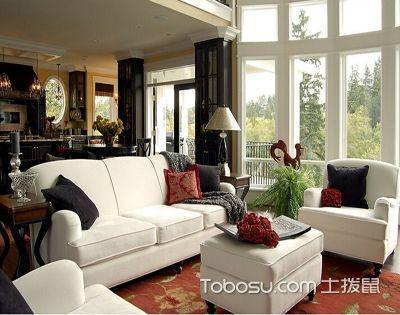 家居空间配饰设计四项原则