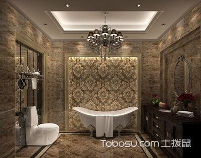 卫浴配饰设计技巧,让浴室更有情调