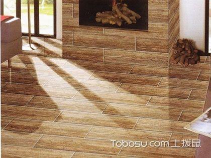 仿木瓷砖地板效果图,以假乱真的自然环保地砖