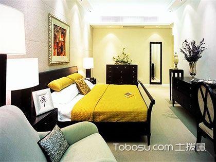 110平米二居室简装修,追求宽敞舒适的家居环境