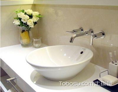 卫浴间绿植布置,改善清新小环境