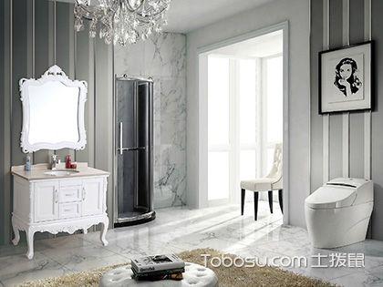 品鉴人造玉石浴室柜,让浴室大放异彩