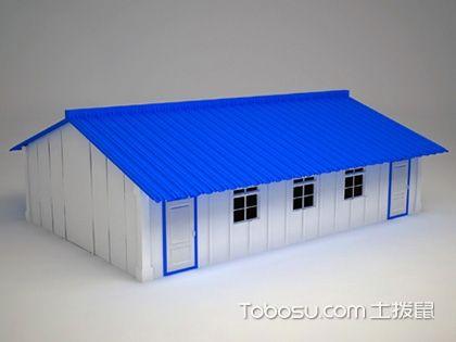 彩鋼板房施工方案,如何讓房間更牢固?