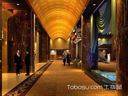 """酒店走廊设计效果图,高端和""""人性化""""兼备"""