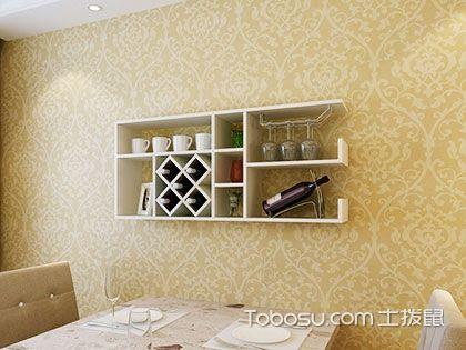 餐厅隔板置物架,给你一个更美丽的家