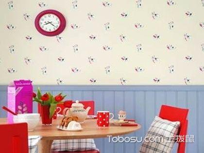 客厅壁纸的选择与铺贴技巧全解析,墙面也要美美哒!