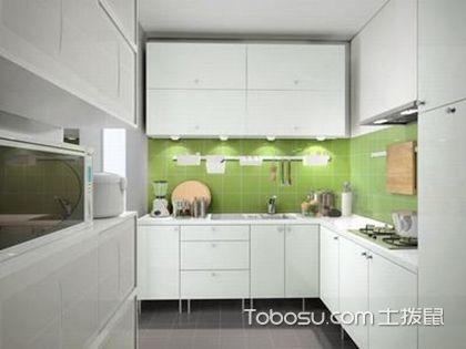 厨房装修色彩搭配方案介绍,总有一种适合你