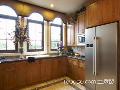 美式厨房家具特色解析,让你了解美式厨房家具