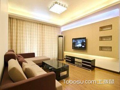 客厅壁纸颜色怎么选择?让你的客厅更舒适