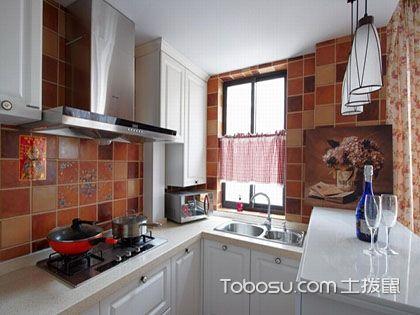 美式厨房家具效果图,在家轻松切换各种风格