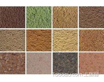 建筑装饰砂浆常见的工艺做法