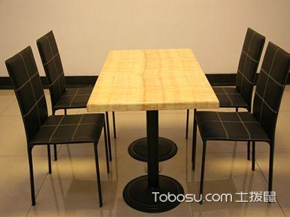 大理石台面餐桌效果图,只为品质生活