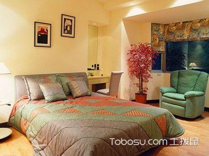 卧室装修用什么颜色搭配最佳?温馨柔和更宜居住