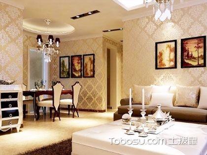 客厅壁纸选择与铺贴搭配技巧,教你打造完美客厅