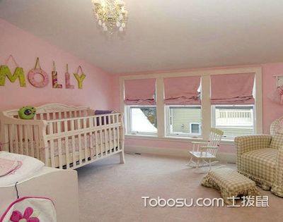 婴儿房的位置选择需谨慎,以免影响宝宝健康