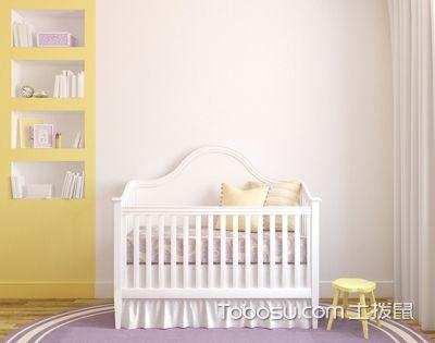 婴儿房的床位摆放有讲究