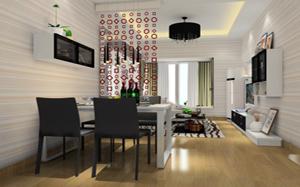 【客厅餐厅隔断】客厅餐厅隔断设计,客厅餐厅隔断风水,推拉门安装,装修效果图