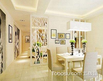 餐厅与客厅酒柜隔断,设计你的新格局