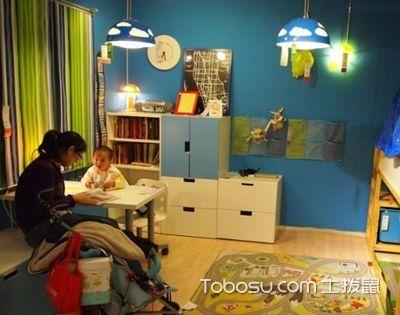 儿童房的采光照明3大误区,家长们注意了么?
